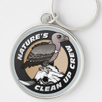 Nature's Clean Up Crew Keychains
