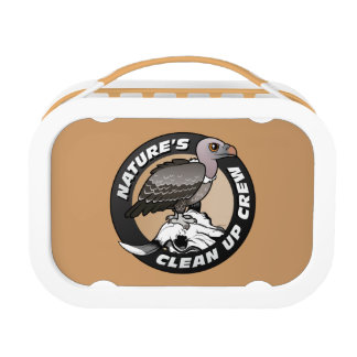 Nature's Clean Up Crew Lunch Box