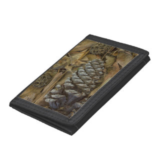 Nature's Collection Trifold Wallet