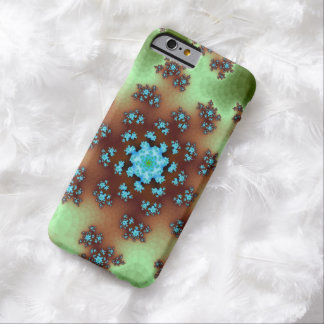 Nature's Floral Sprinkles Barely There iPhone 6 Case