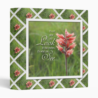 Nature's Folio DAILY INSPIRATIONS Gift Ideas . . . 3 Ring Binder