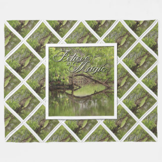 Nature's Folio DAILY INSPIRATIONS Gift Ideas . . . Fleece Blanket
