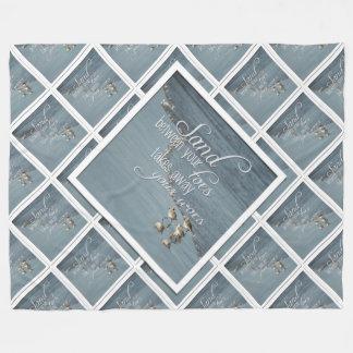Nature's Folio DAILY INSPIRATIONS Gift Ideas . . . Fleece Blanket