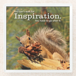 Nature's Folio DAILY INSPIRATIONS Gift Ideas . . . Glass Coaster