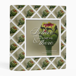Nature's Folio DAILY INSPIRATIONS Gift Ideas . . . Mini Binder