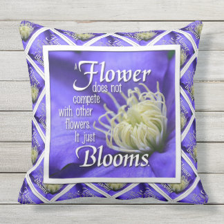Nature's Folio DAILY INSPIRATIONS Gift Ideas . . . Outdoor Pillow