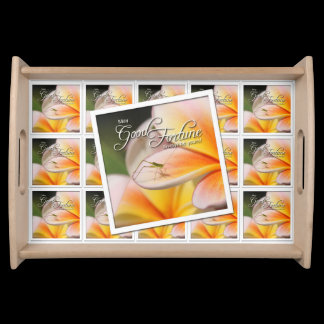 Nature's Folio DAILY INSPIRATIONS Gift Ideas . . . Serving Tray
