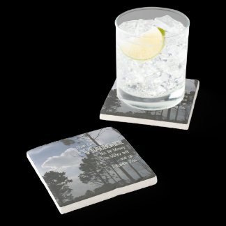 Nature's Folio DAILY INSPIRATIONS Gift Ideas . . . Stone Coaster