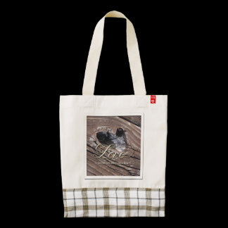 Nature's Folio DAILY INSPIRATIONS Gift Ideas . . . Zazzle HEART Tote Bag