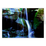 Natures Fountain Greeting Card