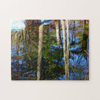 Nature's Gift - Reflections Jigsaw Puzzle