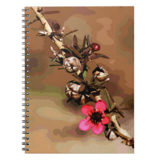 Nature's Gifts Notebook