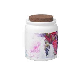 Nature's Glory Candy Jars