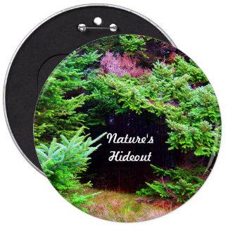Nature's Hideout Button