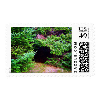Nature's Hideout Stamp