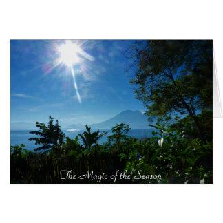 Natures Joy San Marcos Sunrise Card