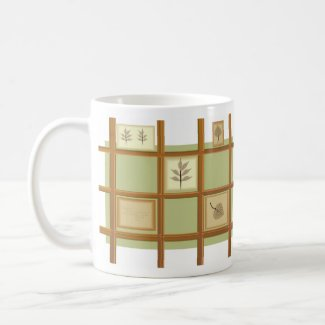 Natures Keepsake mug