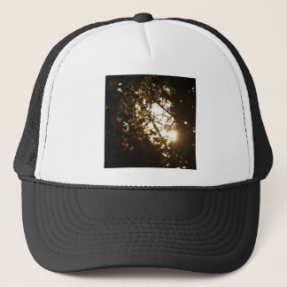 Natures light trucker hat