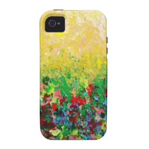 NATURE'S LIVING ROOM VIBE iPhone 4 CASE