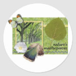 Natures masterpieces stickers