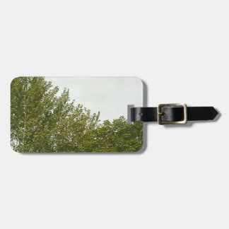 Natures Painting Luggage Tag