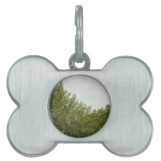 Natures Painting Pet ID Tag