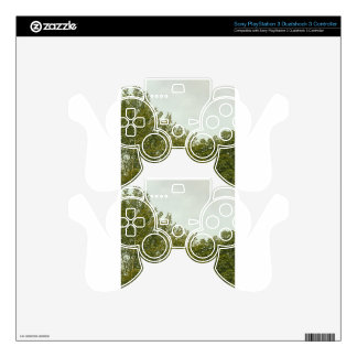 Natures Painting PS3 Controller Decal