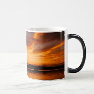 Natures Palette Morphing Mug