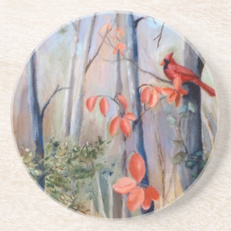 Nature's Path Cardinal Coaster