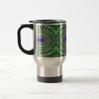 Natures pattern travel mug