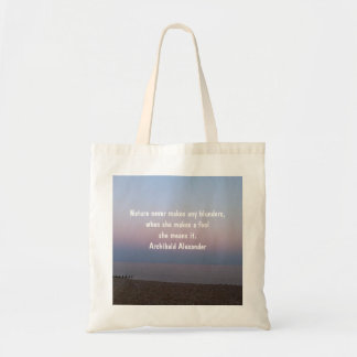Nature's Perfect Blend of Colors, Budget Tote Bag