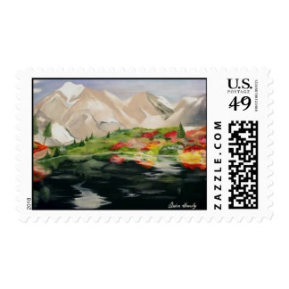 NATURES REFLECTIONS POSTAGE STAMPS