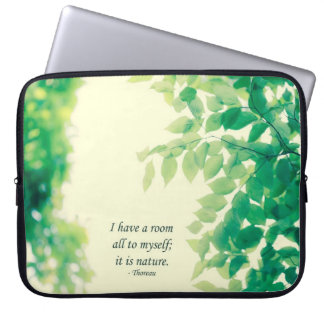 Nature's Room Laptop Sleeve