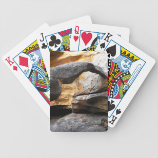 Natures Sculptures Bicycle Playing Cards
