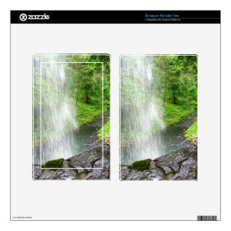 Natures Shower Kindle Fire Decal