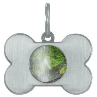 Natures Shower Pet Name Tag