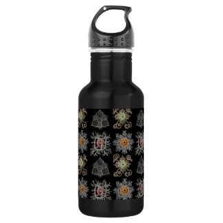 Nature's Sophisticated Forms Stainless Steel Water Bottle