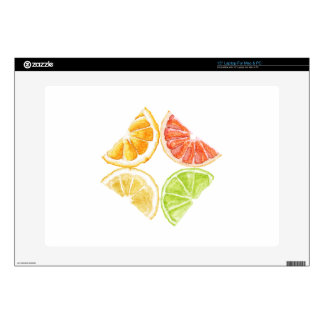 Nature's Sour Sweet Jewels Laptop Decals