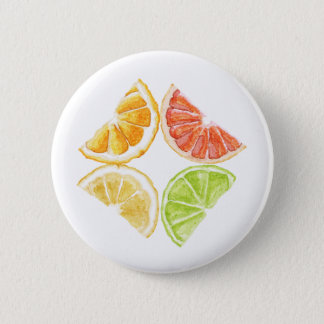 Nature's Sour Sweet Jewels Pinback Button