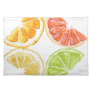 Nature's Sour Sweet Jewels Placemat