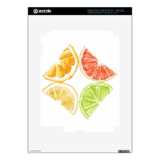 Nature's Sour Sweet Jewels Skin For iPad 3