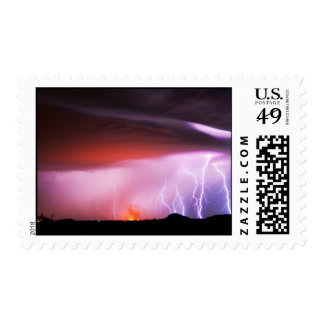 Nature's Spark-Supreme Stamp