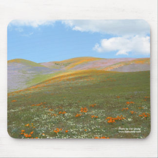 Nature's Spring Carpet Mouse Pad