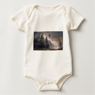 Nature's Stronghold Baby Bodysuit