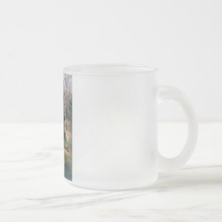 Natures Trail Frosted Mug