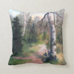 natures trail pillow