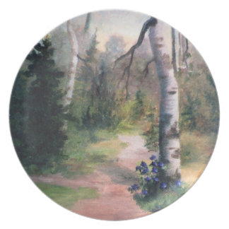 natures trail plate