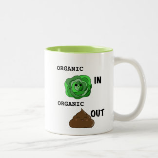 Natures Way Two-Tone Coffee Mug
