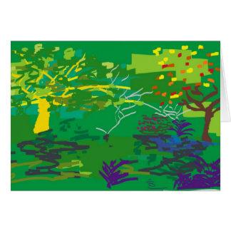 naturescape card