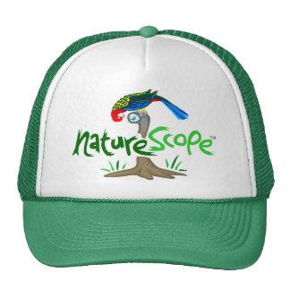 Naturescope Rosella & Periscope Official Logo Cap